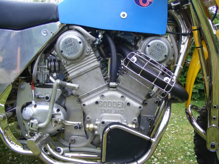 Godden 1000cc. in Mead Frame