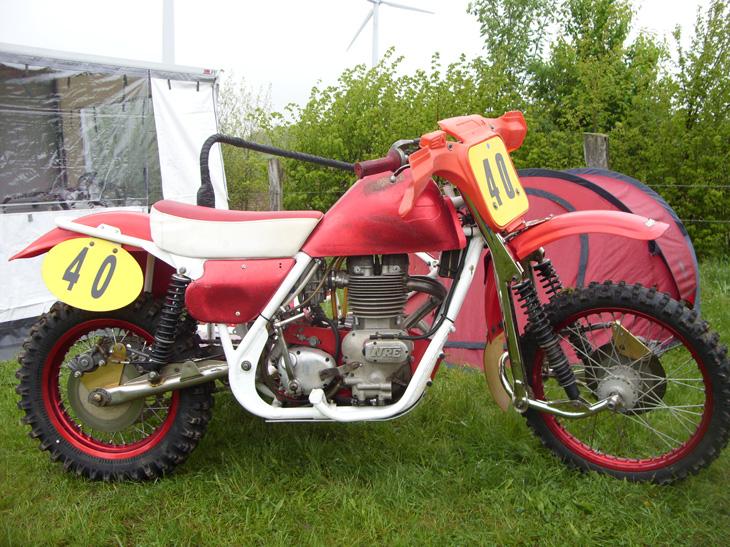 NRE Weslake Wasp 950cc.