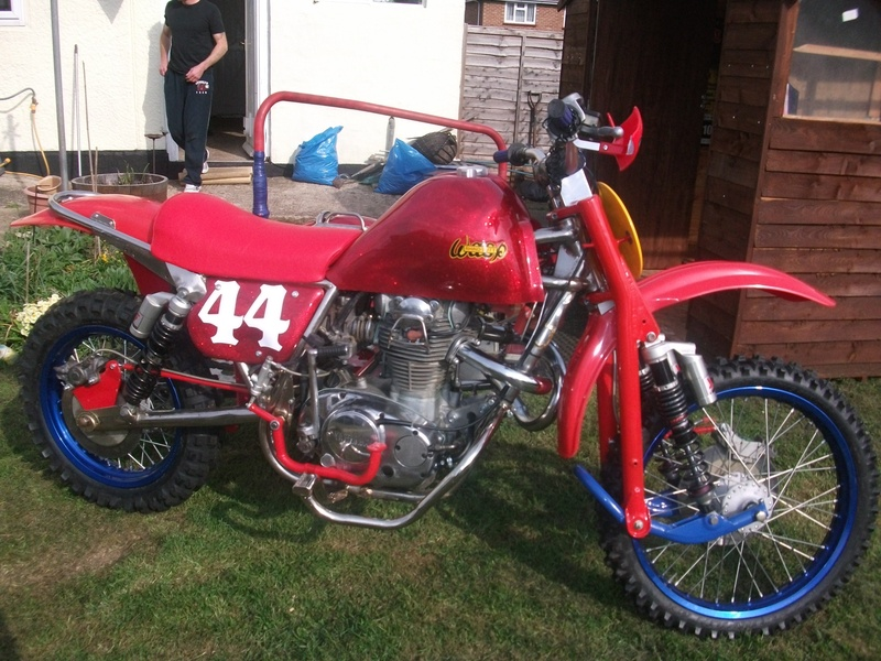 Yamaha wasp 1000cc.